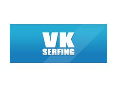 Vkserfing зарабатывать деньги в соц сетях